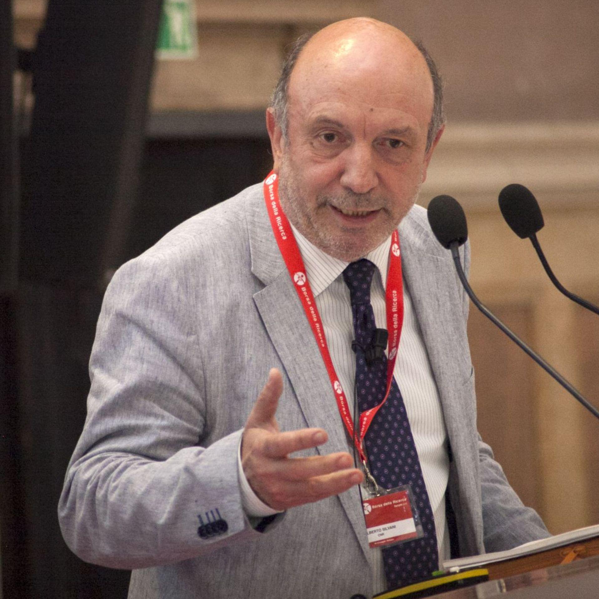 Alberto Silvani