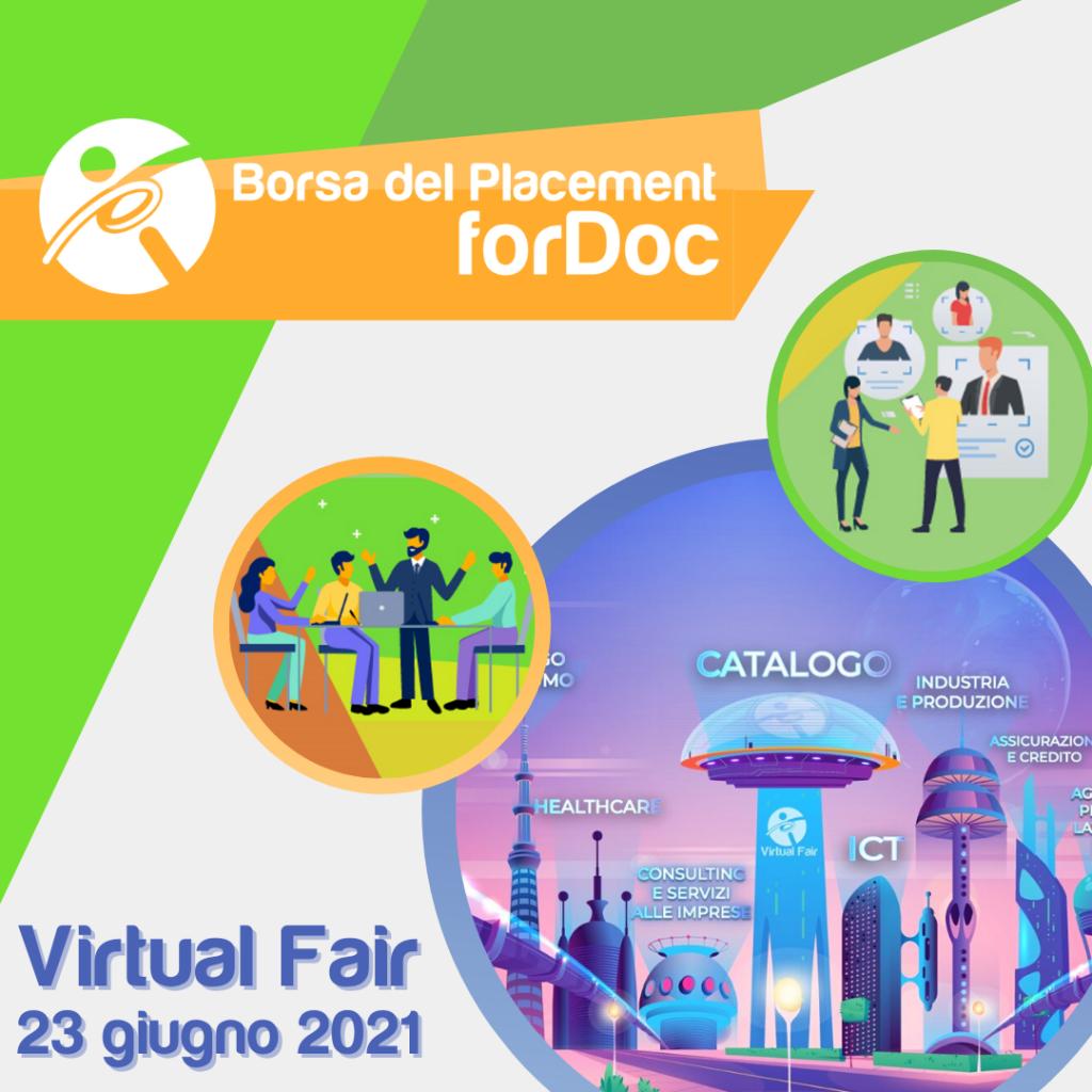 Virtual Fair forDoc 2021
