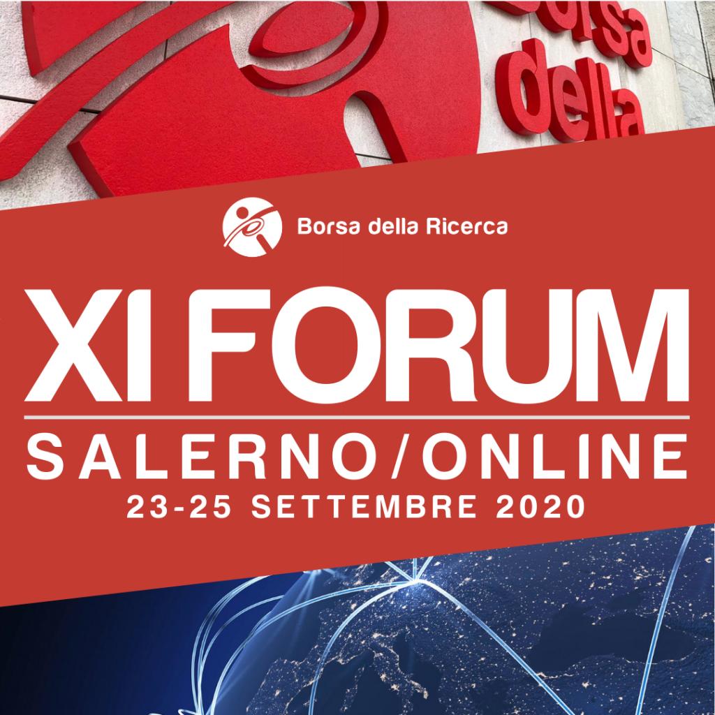 Borsa della Ricerca | XI Forum | 2020