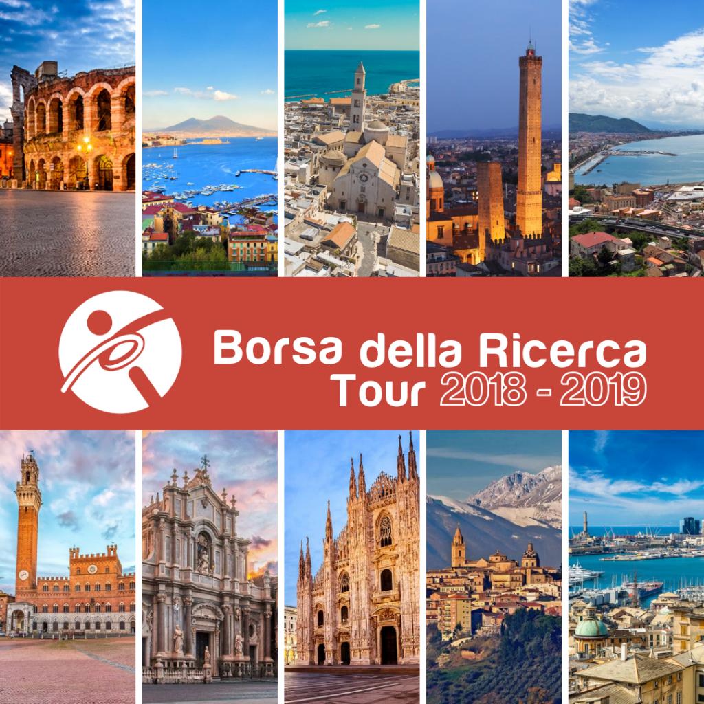 Borsa della Ricerca Tour 2018-2019