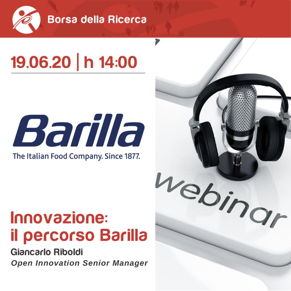 Waitng for.. BdR20 | Barilla