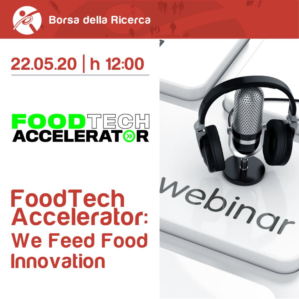 Waitng for.. BdR20 | FoodTechAccelerator