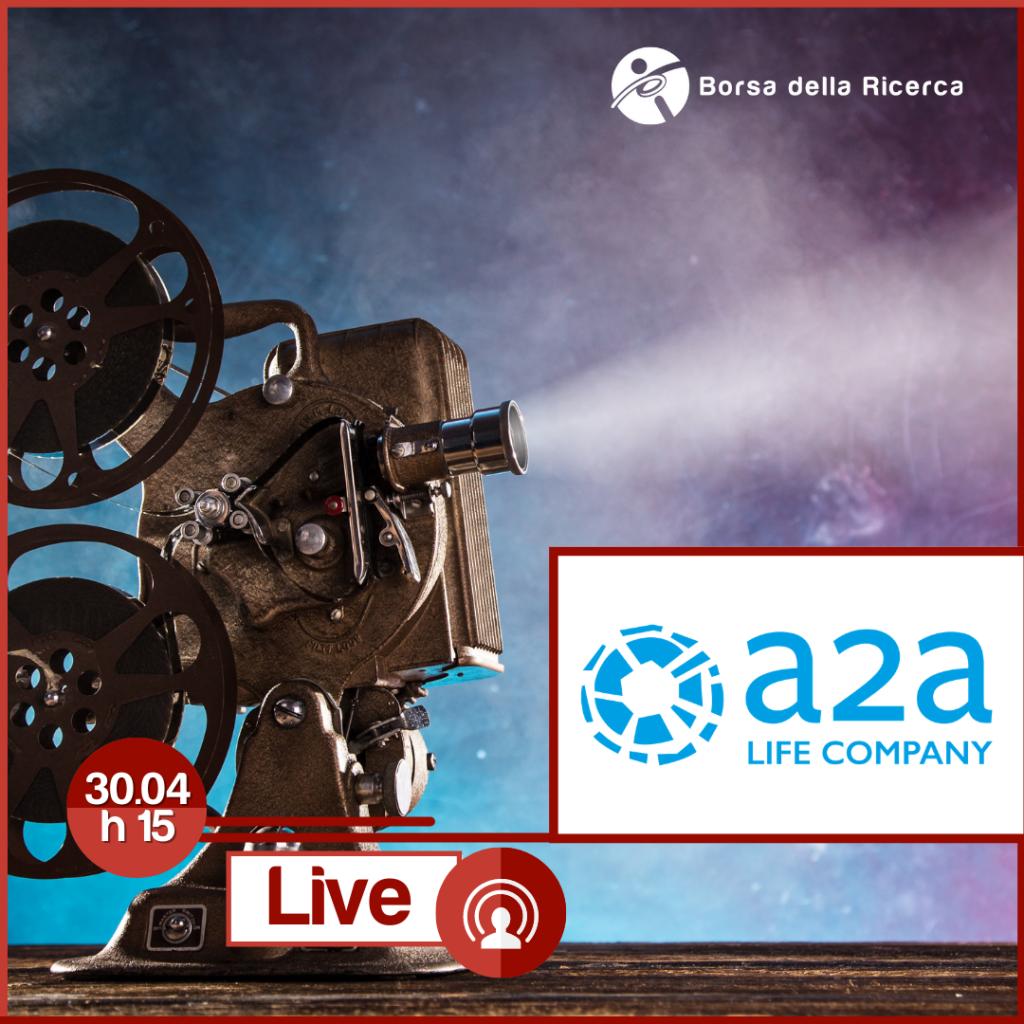 I Live della Borsa della Ricerca | A2A