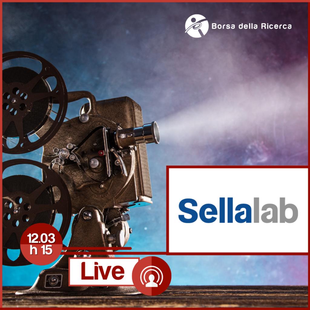 I Live della Borsa della Ricerca | SELLALAB