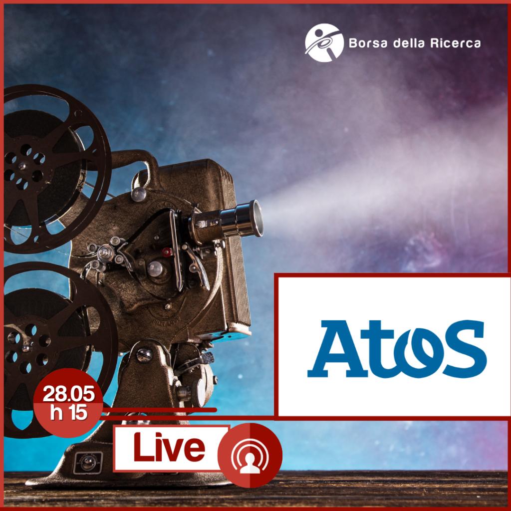 I Live della Borsa della Ricerca | Atos