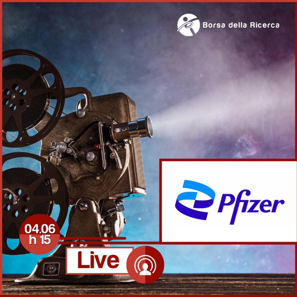 I Live della Borsa della Ricerca | Pfizer