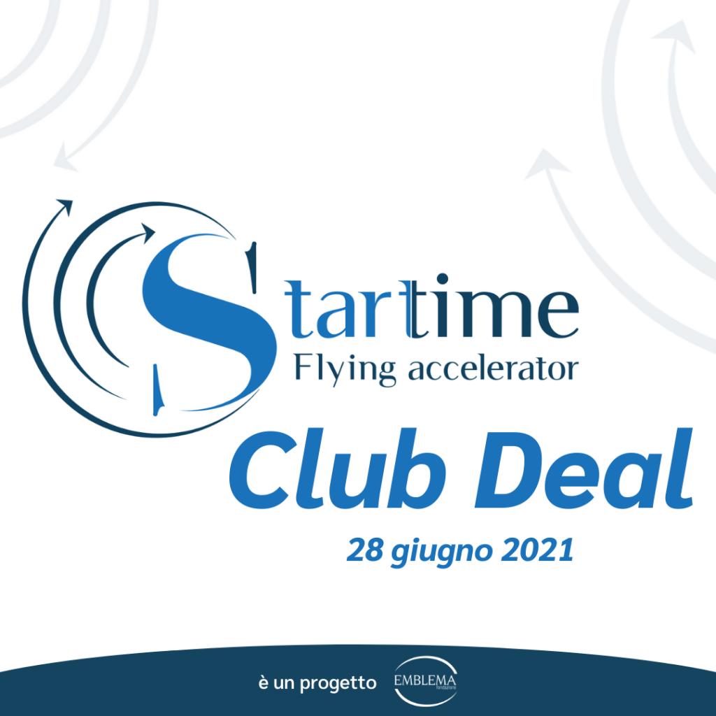 Startime Flying Accelerator | Club Deal