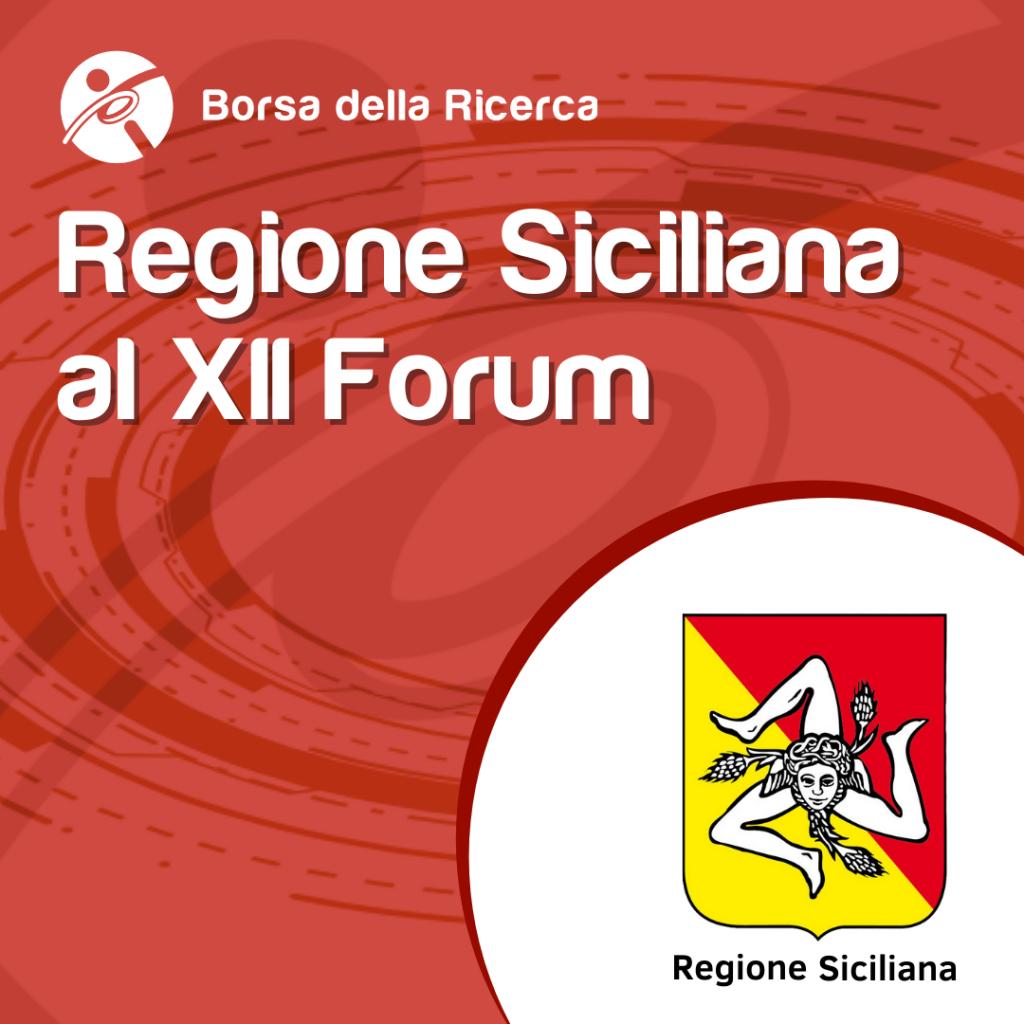 Esito Manifestazione d'interesse Start up innovative siciliane per la partecipazione al XII Forum della Borsa della Ricerca 2021