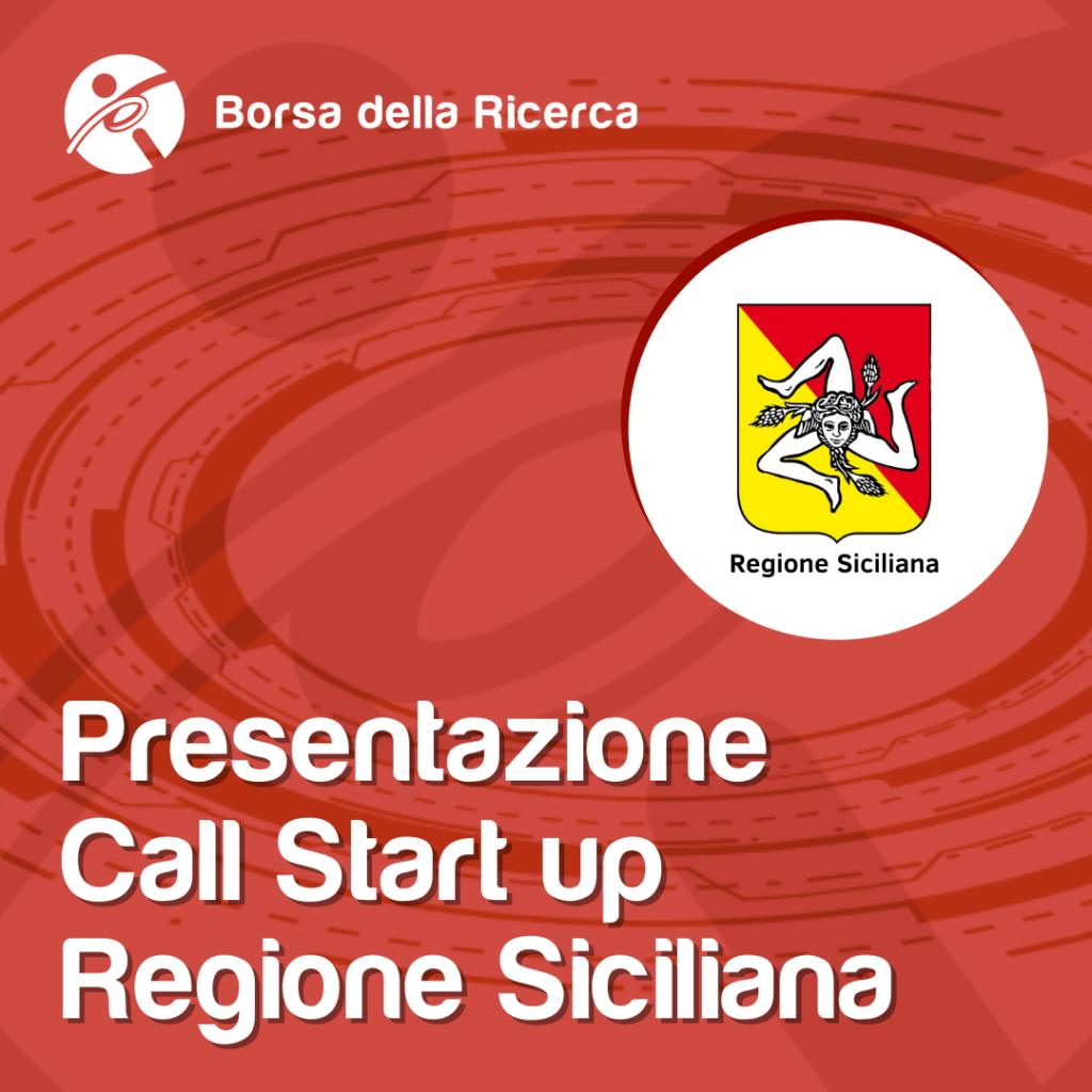 Presentazione Manifestazione d'interesse | Regione Siciliana