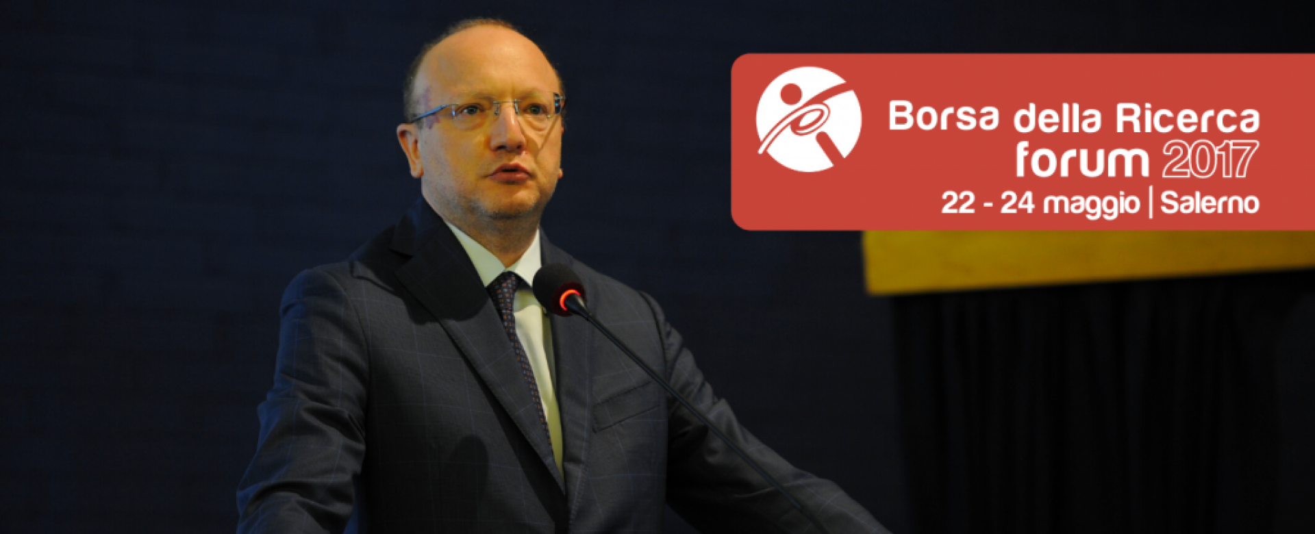 28.05.2017 - Il Presidente Boccia ha aperto la Borsa della Ricerca 2017
