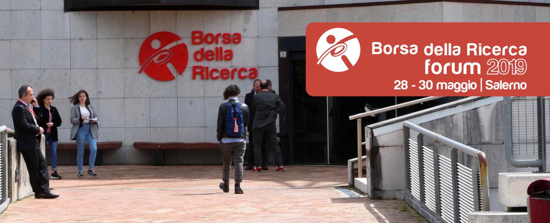 03.06.2019 - Borsa della Ricerca 2019