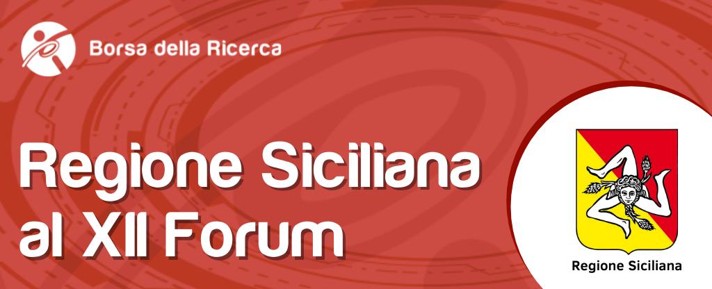 01.06.2021 - La Regione Siciliana sarà presente alla Borsa della Ricerca